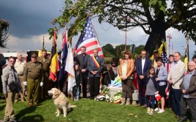 Commémoration de la libération de Fléron
