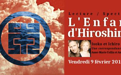 Lecture spectacle : L'enfant d'Hiroshima