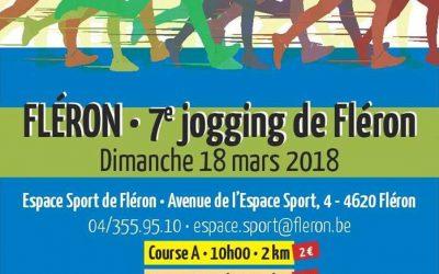 Jogging de Fléron